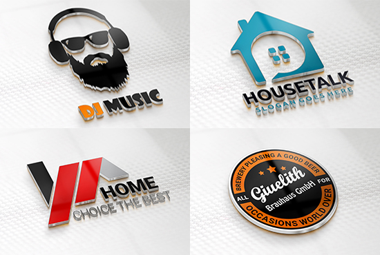 Highly Qualified Professional LOGO Design for your Business
