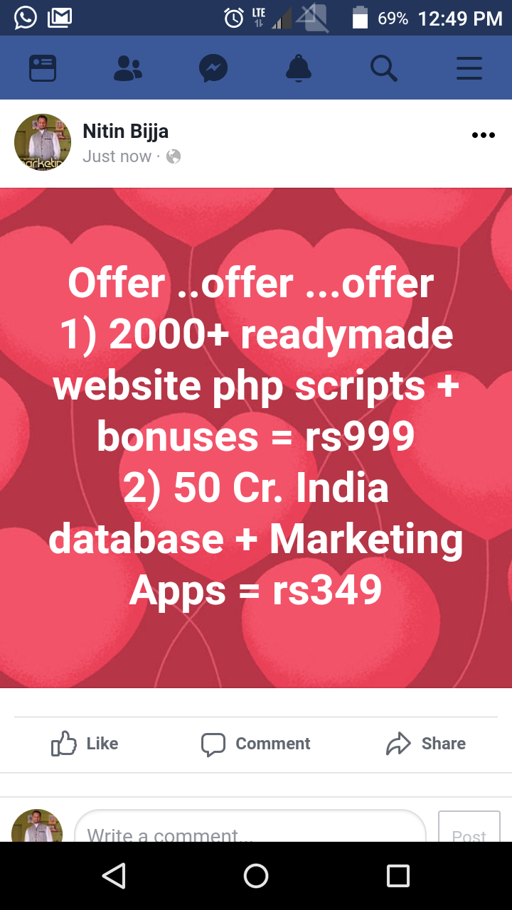 Ready Php Websites scripts with Resell