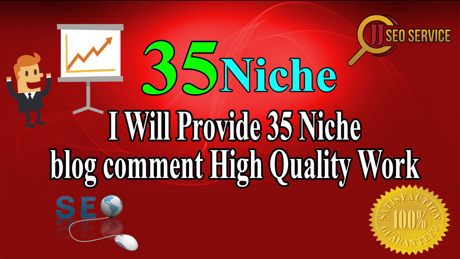 I will do 35 Niche Relevant Blog comments less then 60 ander obl