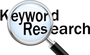 professional keyword research for SEO a website or business