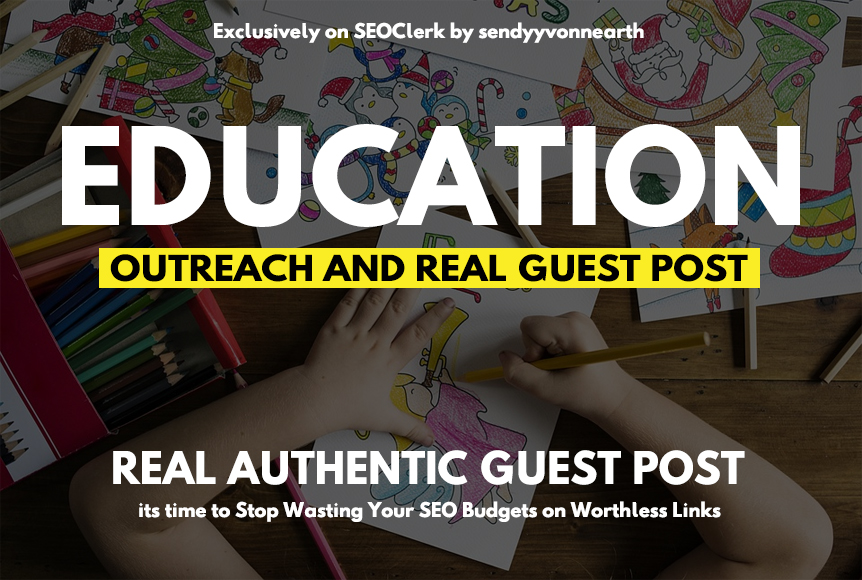 publish guest post on education related blog