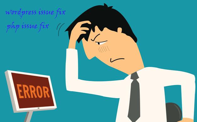 Fix Any WordPress Error,  Bug Or Problem