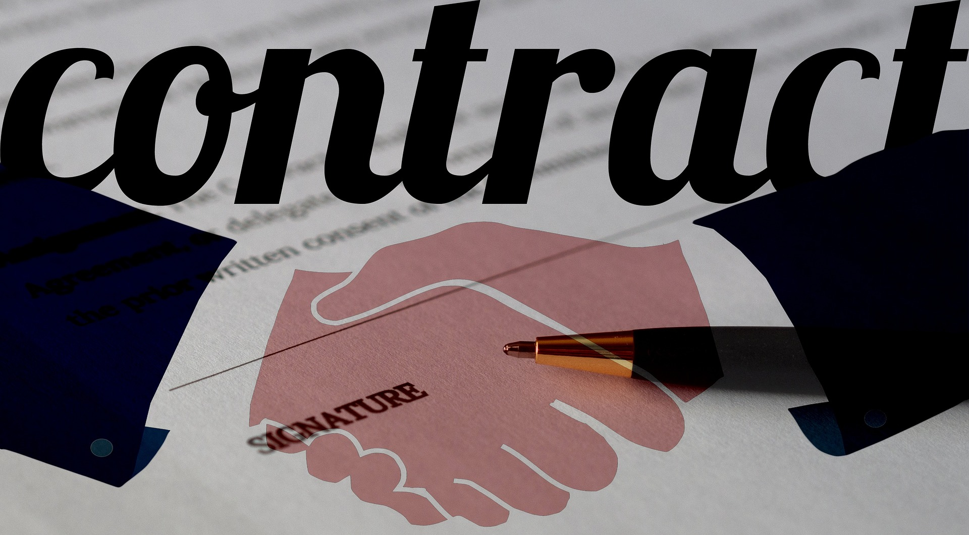 Write All Contracts Or Agreements