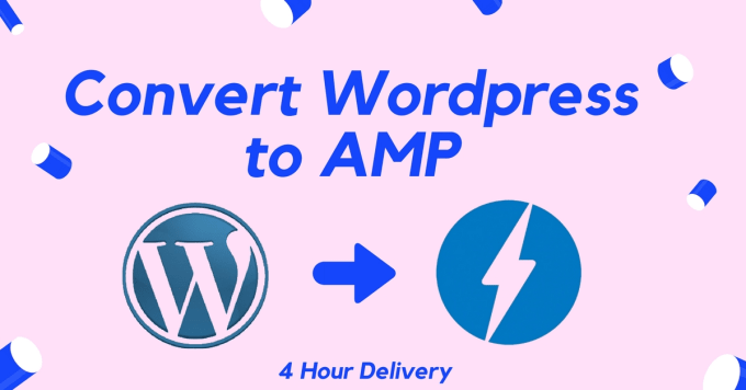 Convert Your WordPress to AMP