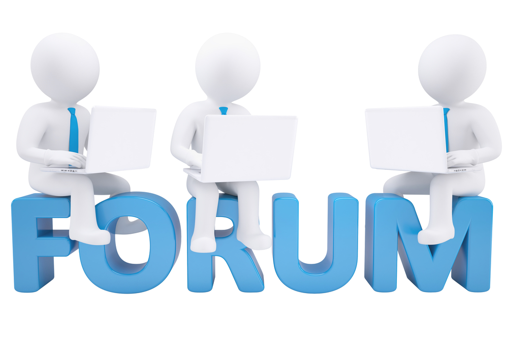 Create 10 Niche Related Forum Posts