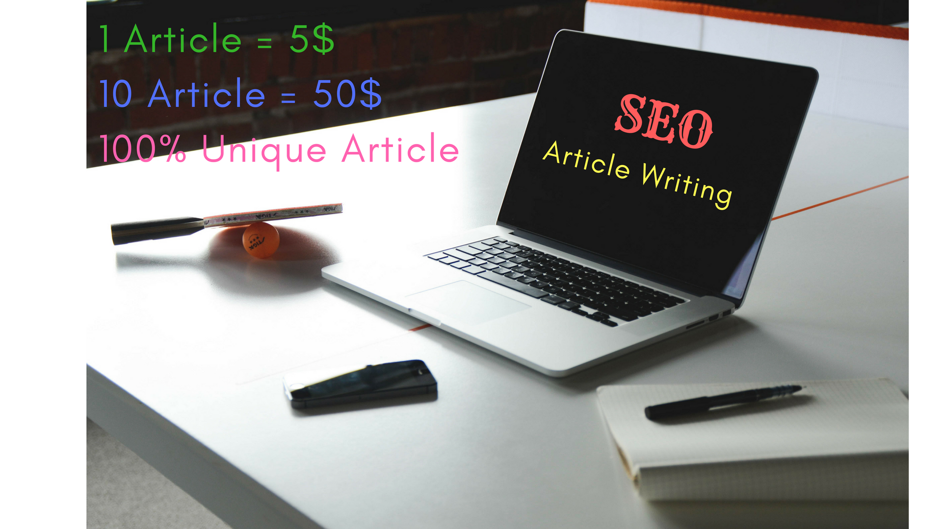 Unique SEO Article Writing, Content Writing, Blog Writing