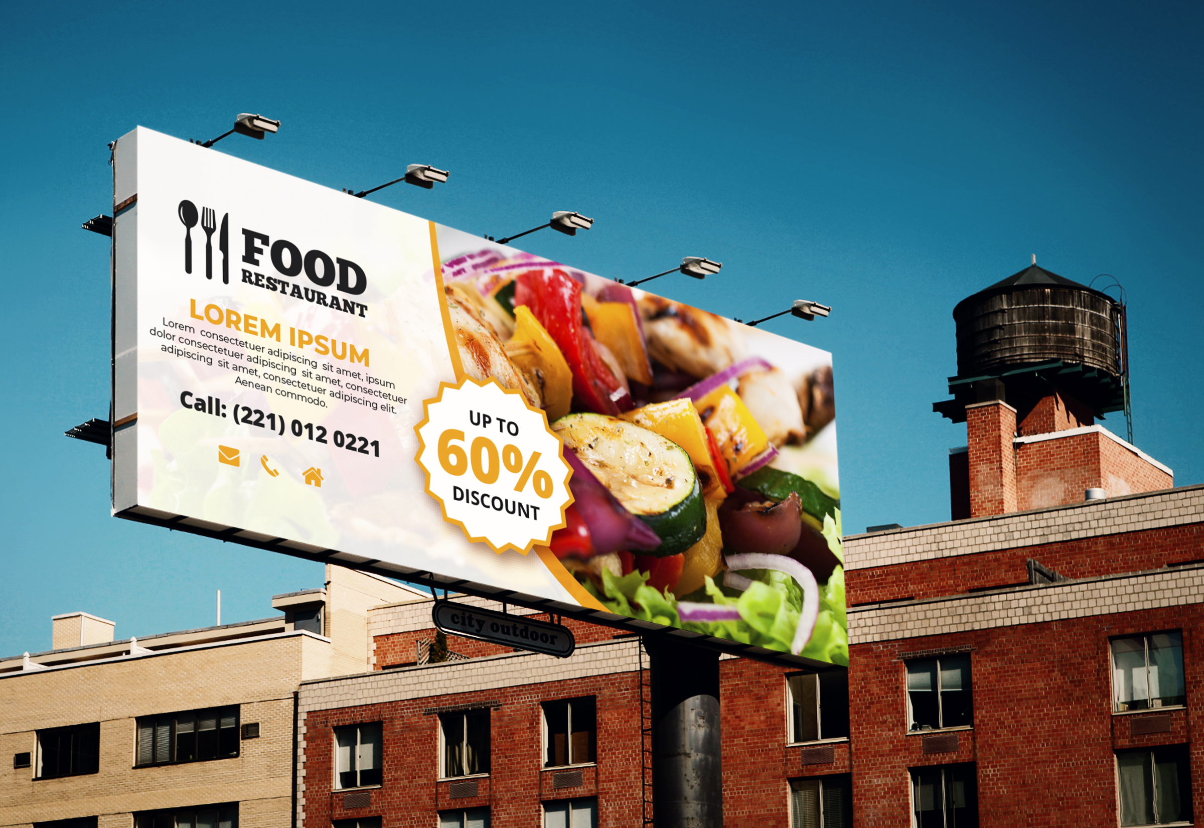 Design Any Banner, Cover, Billboard Or Roll Up
