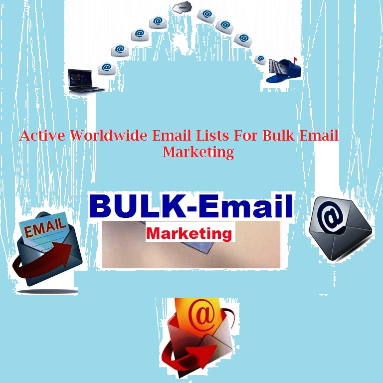 Give You 170000 Active Worldwide Email Lists For Bulk Email Marketing Promotions
