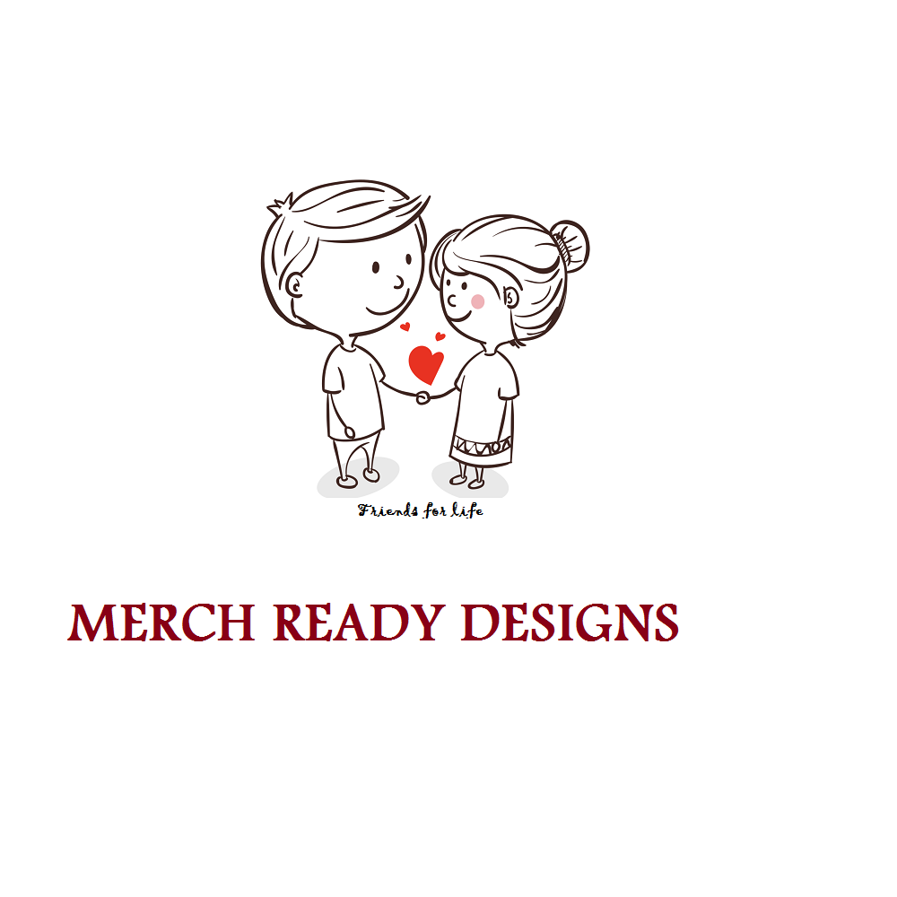 make 5 merch by amazon And Teespring design with descriptions and keywords