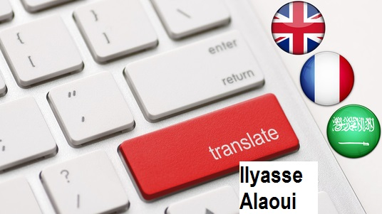 Translating 500 words between English - French - Arabic up to 1100