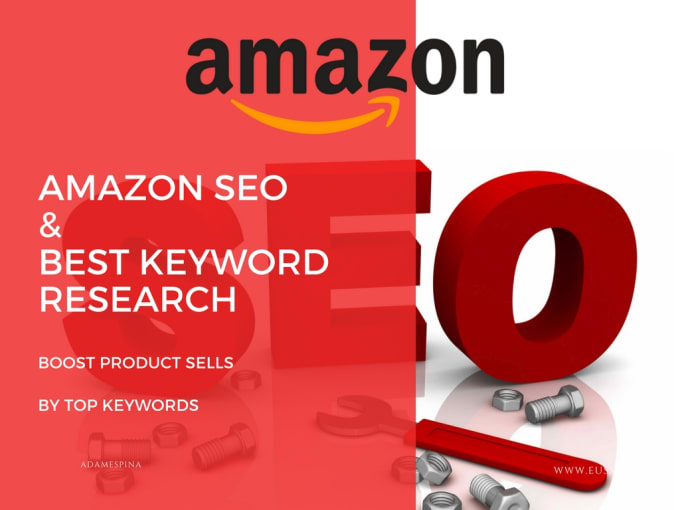 Boost product listing with amazon keyword research