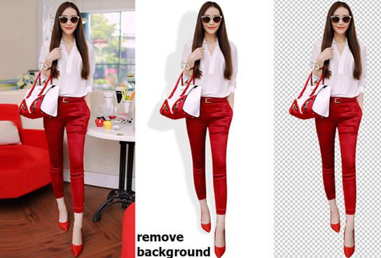 Remove Background Remove Professionally within 2 hours