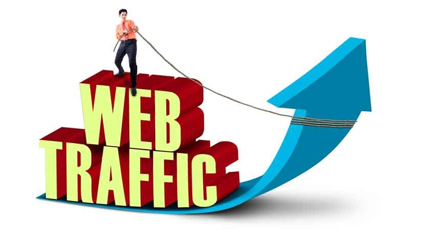 GET HUMAN TRAFFICS to your Website/blogs for 30 days