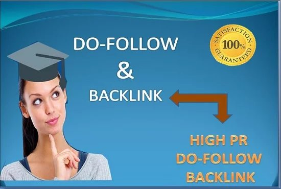 I'll Create High Da Dofollow Backlink Improve Your Site Rank