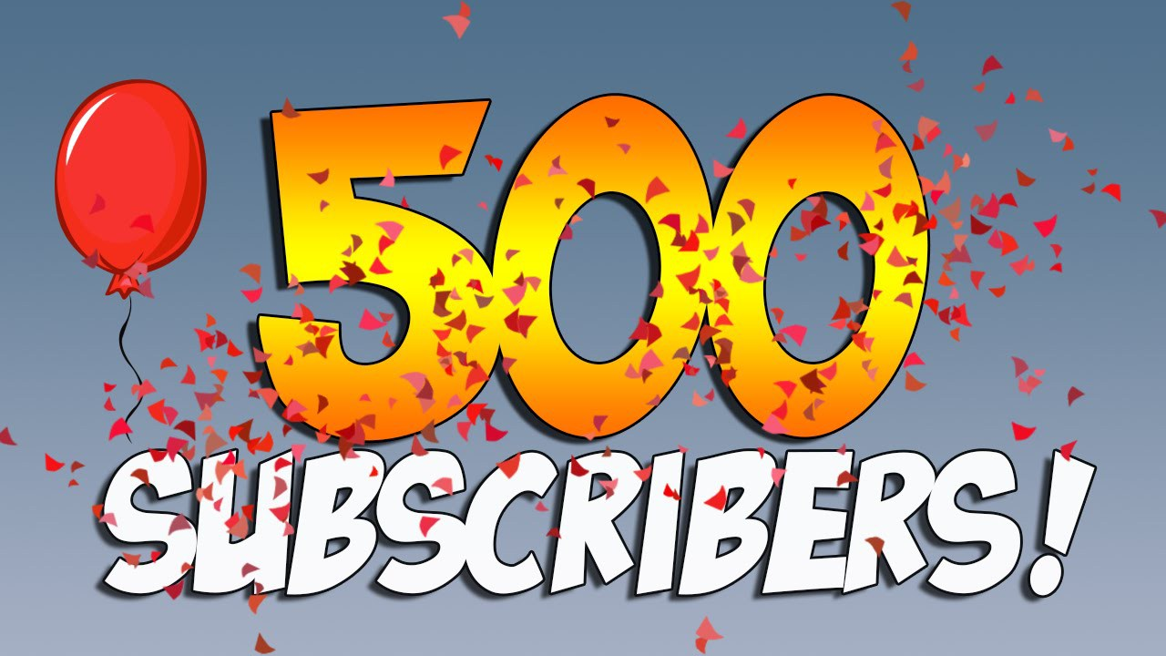 500+ Real You Tube Subs cribers Fast and Non Drop