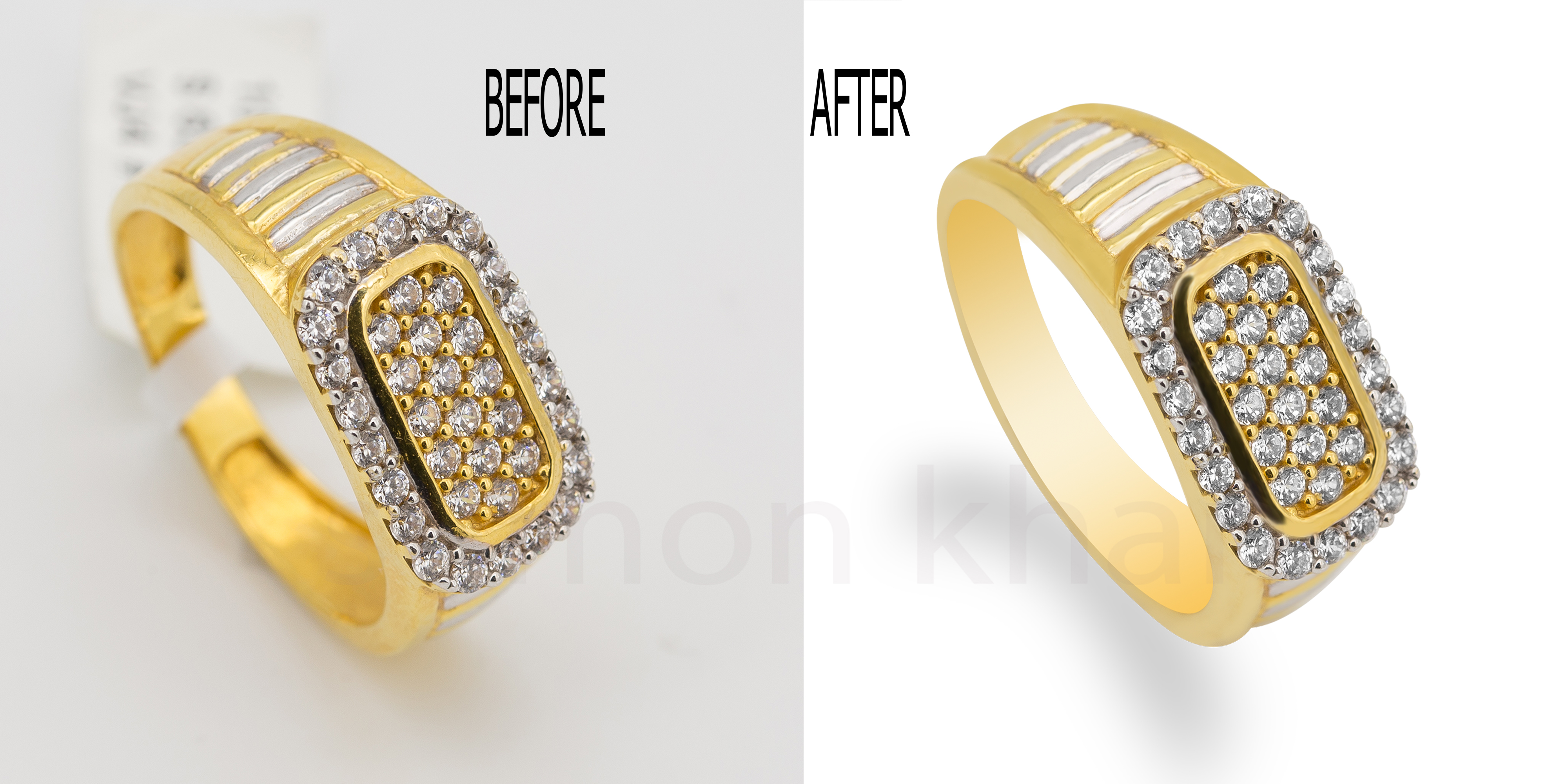 Do High End Jewelry Retouching At Studio Quality