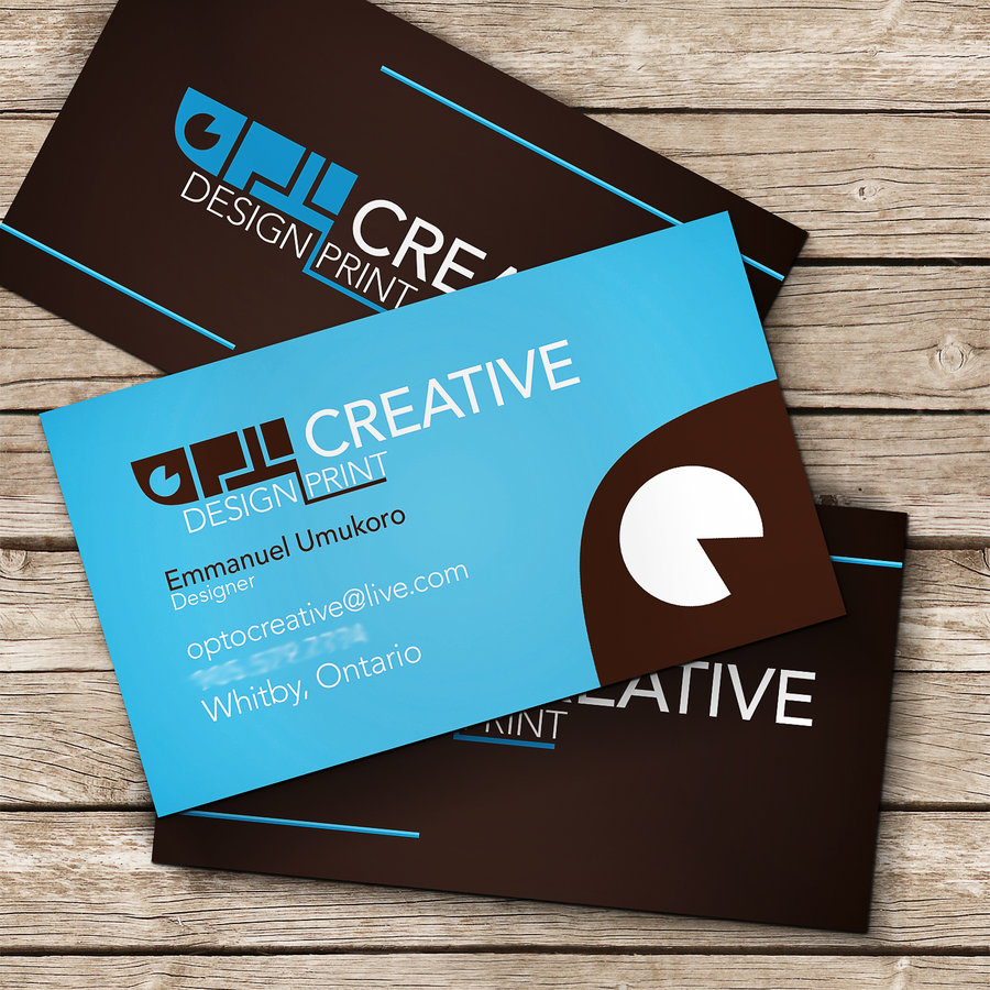 Design Clean Business Card Within 24 Hrs for $5 - SEOClerks