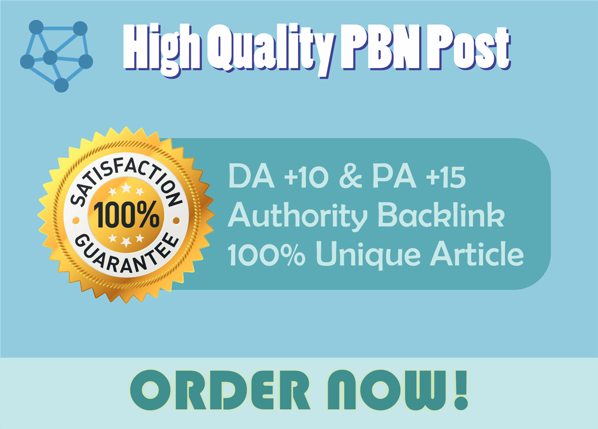 15 PBN Post for 5,  Grab it Fast