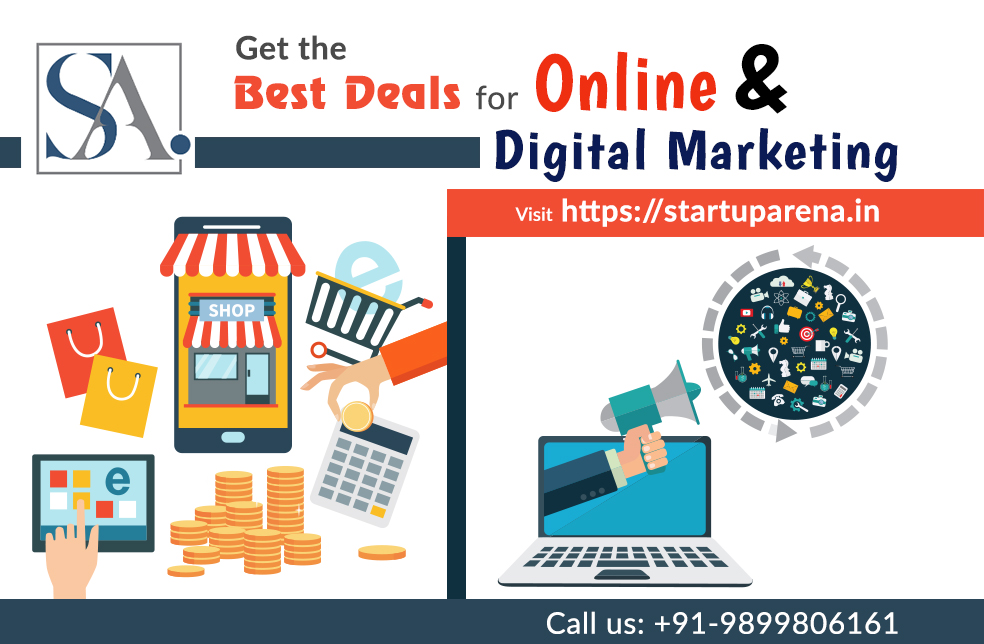 online marketing in India