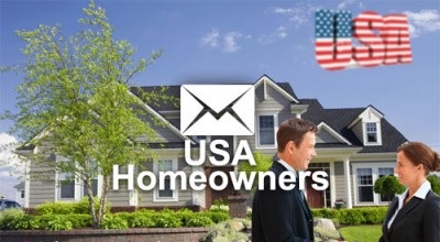 2018 Fresh Updated USA Home Owners 25000 Email and phone Database