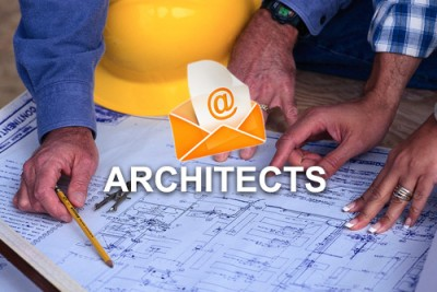 2018 Fresh Updated USA Architects 25000 phone calls and emails Database