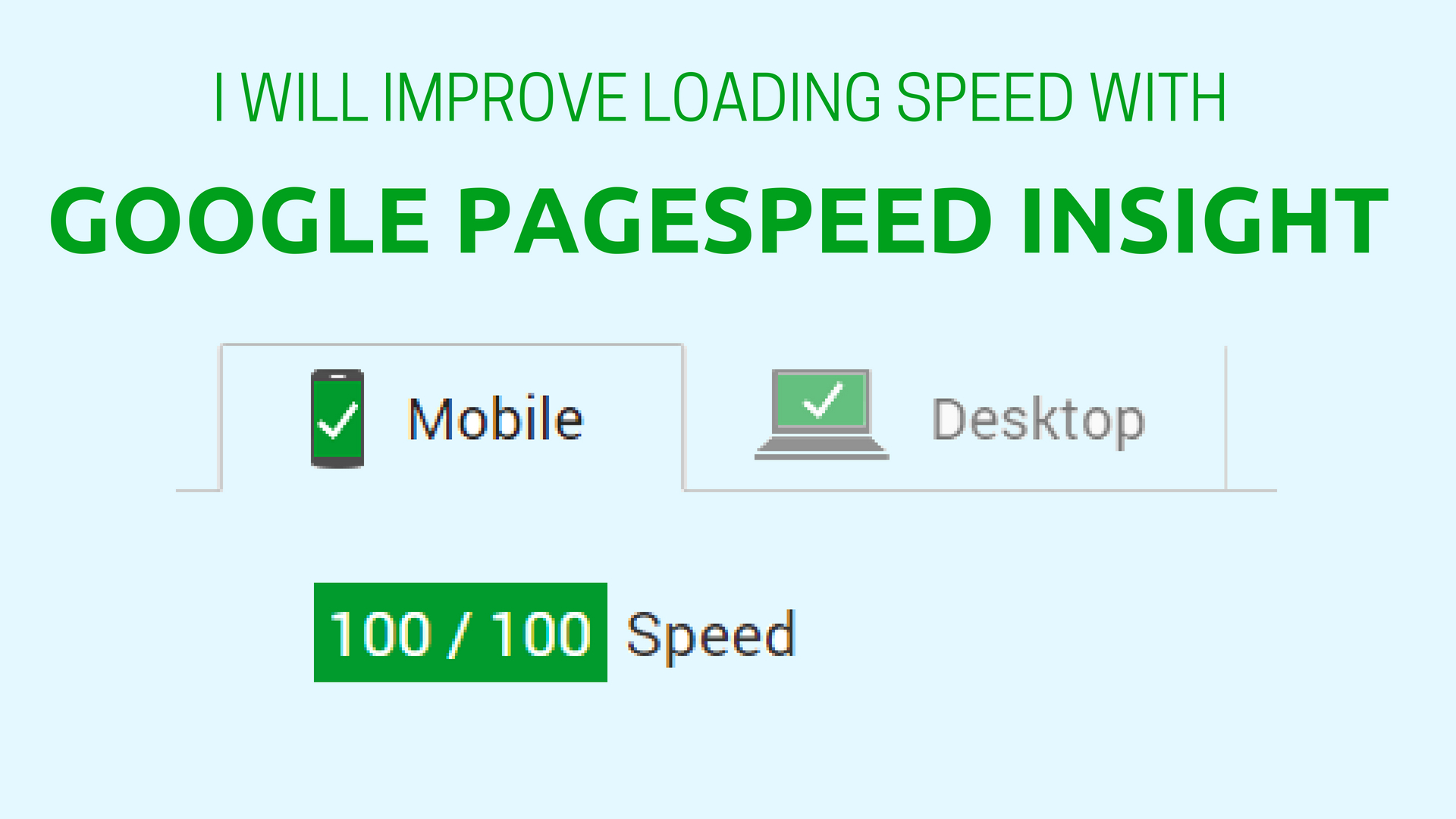 Speed Up Wordpress More Than 90 Google Pagespeed Insights for  50$