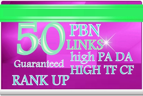 50 HIGH QUILITY HOMEPAGE Web2 PBN DOFOLLOW BACKLINKS