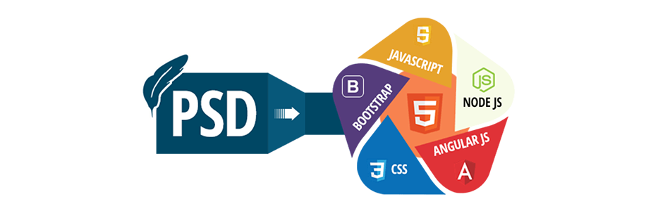 i will convert psd to html responsive for 10 seoclerks