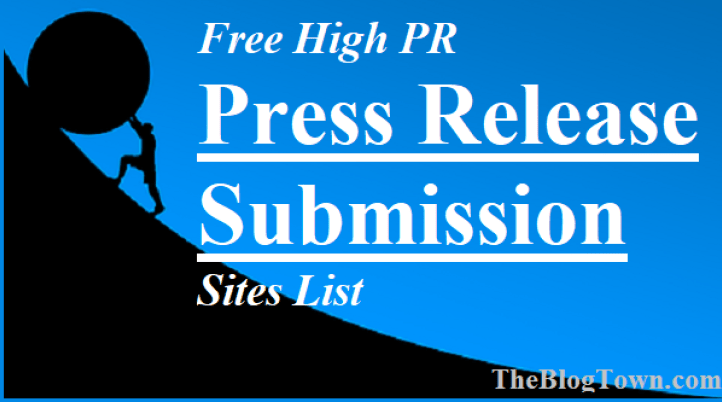 I WILL Publish Your Written Press Release To Top 35 PR Distribution Networks for $