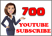 Get Real 700+ Subscribers, 5 Comments & 5 Likes