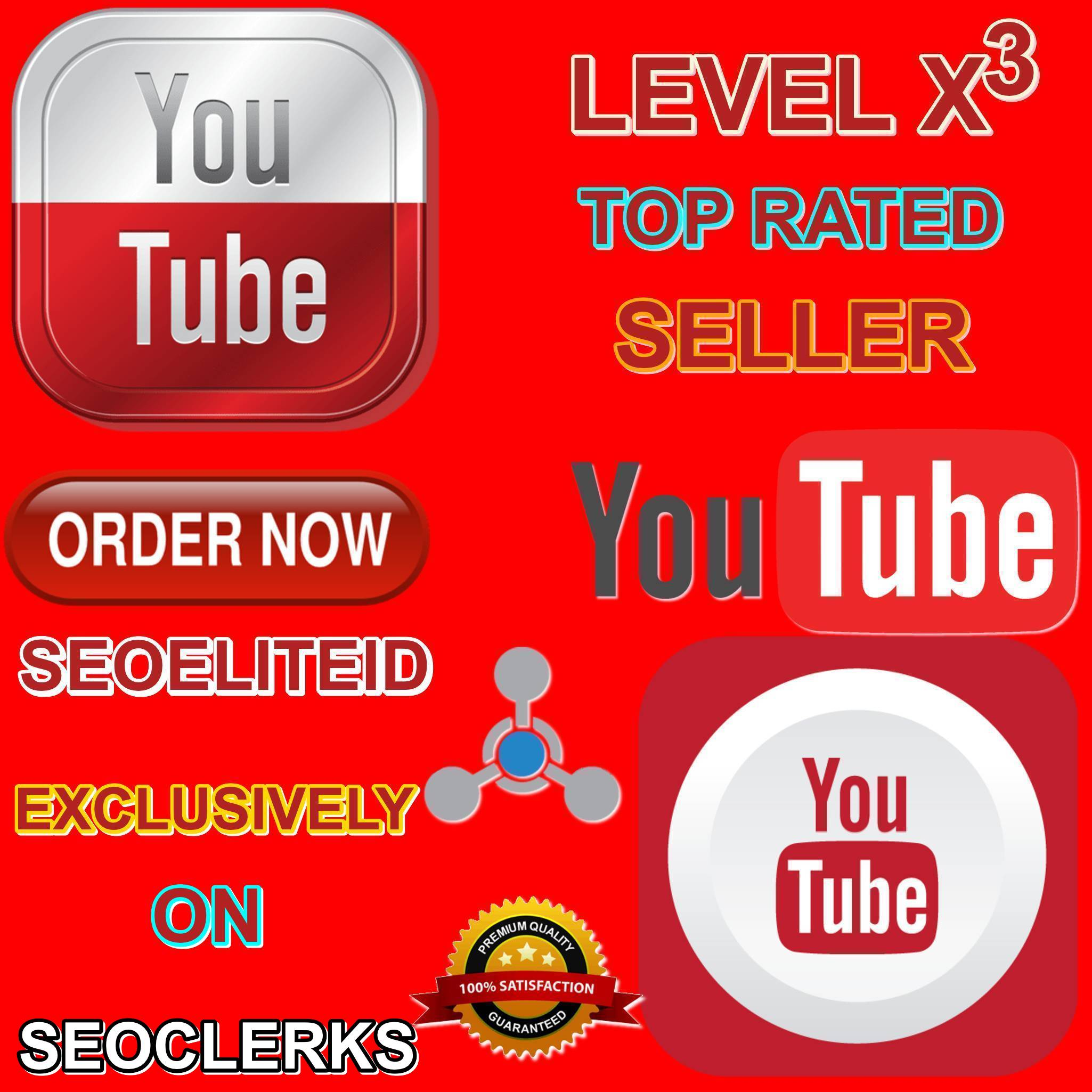 I Will Provide You 100+ Channels Subscribers 500+ Video