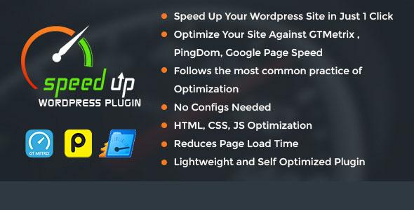 Speed Up WordPress Website Loading Speed