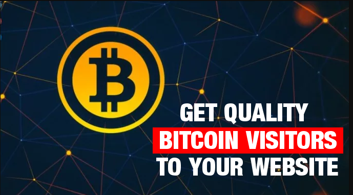 Real Crypto Investors Traffic To Your Ico,  Crypto Site