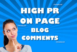 'I will' Create 40 High DA Do Follow Blog Comments Manually for $