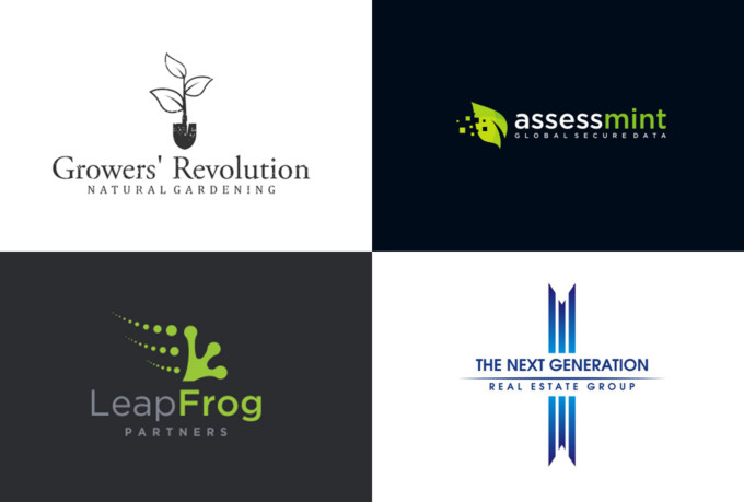 design unique & eye catching logo for you