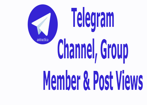 Buy 2550+ Real Telegram Channel Members or Post V.iews or 500+ Group Members Within Just Few Hours