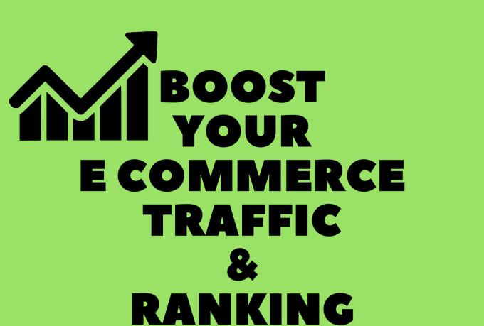 do SEO optimization for your e commerce website.