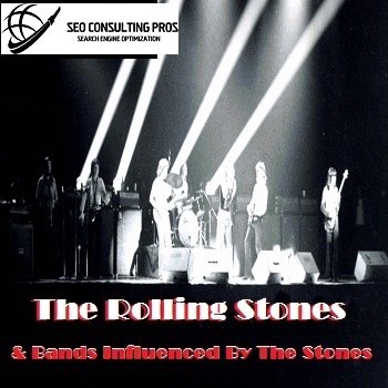 The Rolling Stones Bands Influenced By The Rolling St...