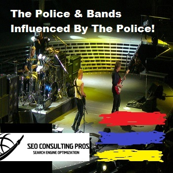 The Police and Bands Influenced By The Police Playlist SEO Promotion Top Ranked Service 30 Days