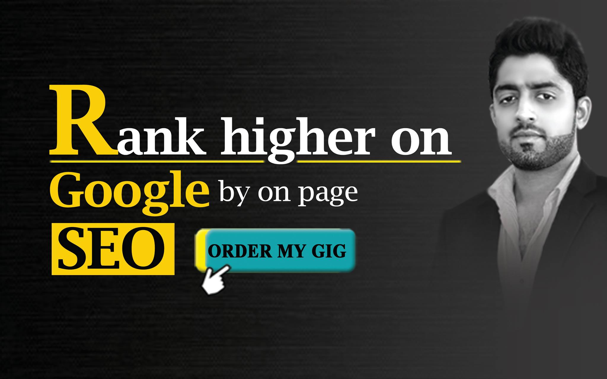 Rank your Website High in Google by On page SEO