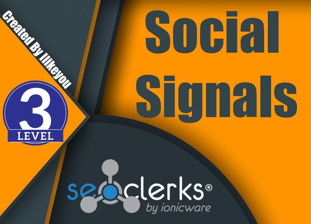 Top 3 Social Network 7000 Social Signals Mixed High Quality PR9 SEO Google Plus Share/ Bookmark Backlinks Help To Website Traffic And Google Ranking