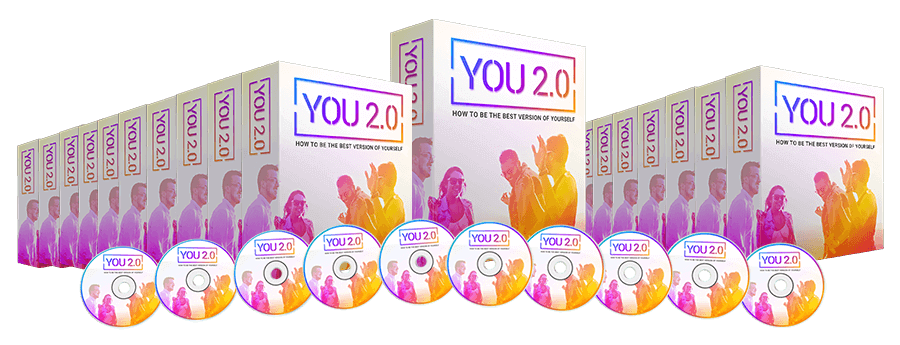You 2.0 eBook With Sales Funnel with PLR and Master Resell Rights