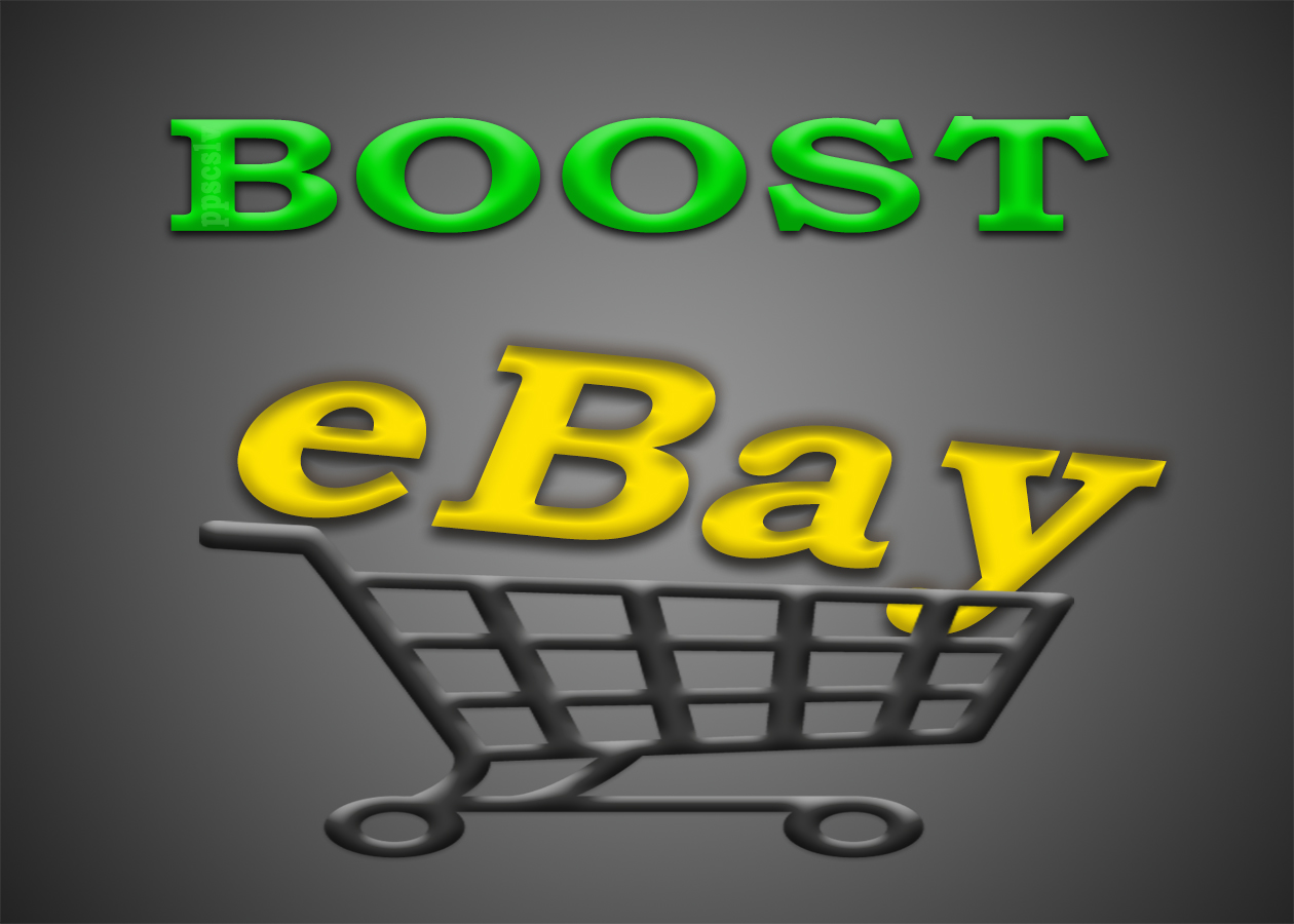 promote any eBay store or product