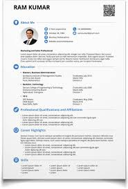 Create Awsome Resume/CV For Your Career Change