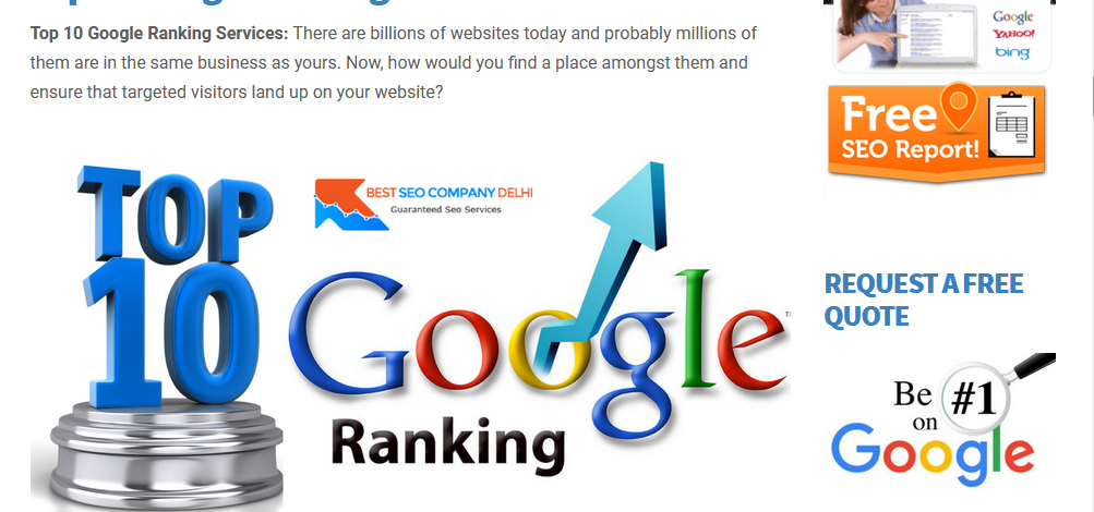 boost your ranking to TOP 1 on Google With nuclear seo Package