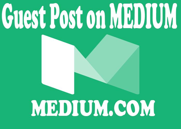 Publish Guest Post on Medium. com-DA-93