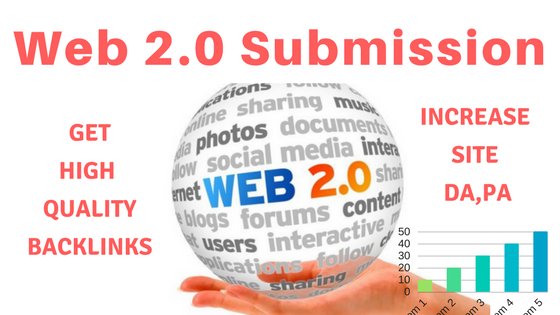 10 High Authority Web 2.0 SEO Backlinks