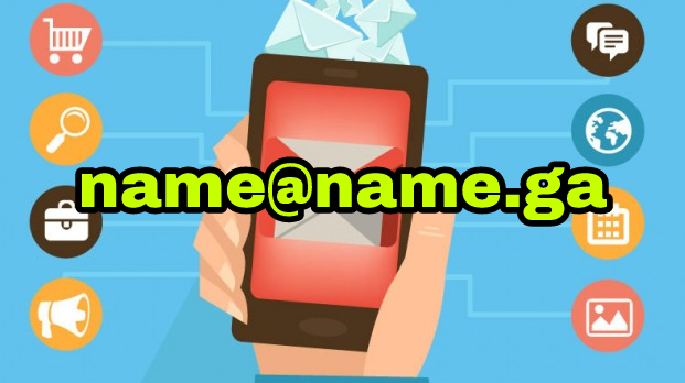 professional email on your name domain