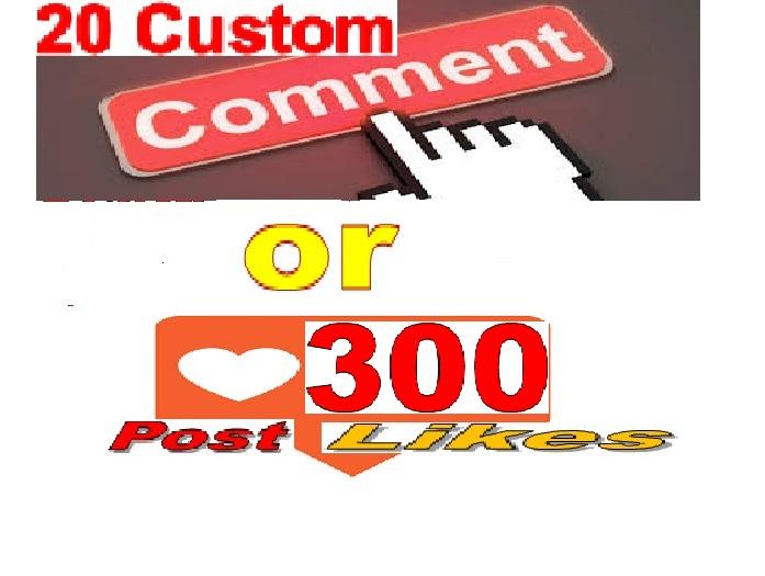Non Drop & Super  Instant Start Photos, Post, Video Promotion