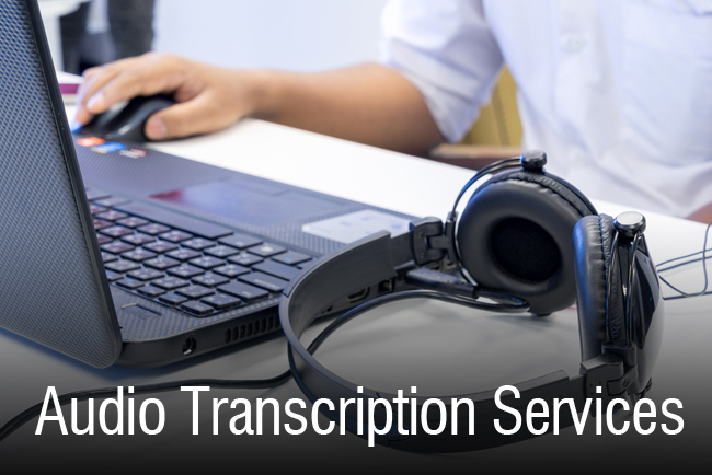 Get Transcribed your Audio and Video Files in One Day